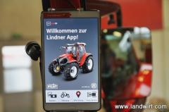 Тракторите Lindner могат да работят сами  с интелигентни и иновативни ZF технологии