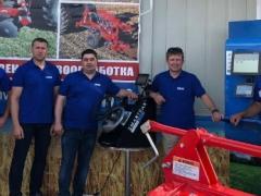 УНИВЕРСАЛ-НВГ ООД  с нов търговски партньор в областта на модерното и ефективно прецизно земеделие