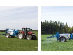 Да се погрижим за посевите с прикачни пръскачки AGRIO     -     НАЛИЧНИ И ГОТОВИ ЗА РАБОТА