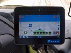 С комбинираната система за автоматично управление RAVEN RS1 работите по-бързо и  спестявате средства от всяка обработка