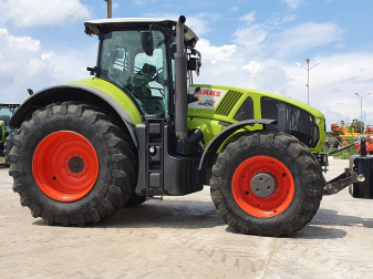 ❗Трактор CLAAS Axion 920 CMATIC❗ НАЛИЧЕН
