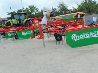 ENOROSSI Модел DR420 – 4R