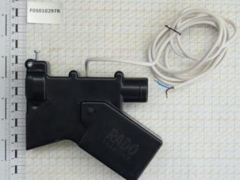 Сервомотор - Gaspardo - F05010297R