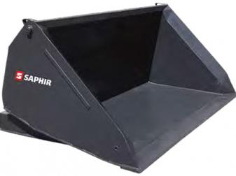 Кофа за високо изсипване за товарач SAPHIRE Модел HK