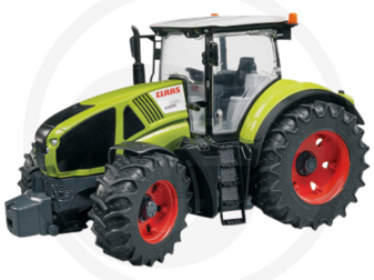 Играчка Claas Axion 950