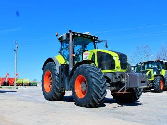 Трактор CLAAS Axion 950 Cebis-НАЛИЧЕН !