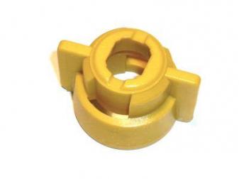 Капачка за дюзa - универсална жълта