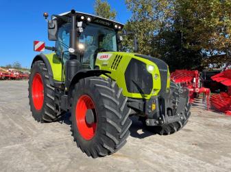 Трактор CLAAS Arion 660 Cmatic Cebis 2021 ❗❗❗НАЛИЧЕН ❗❗❗
