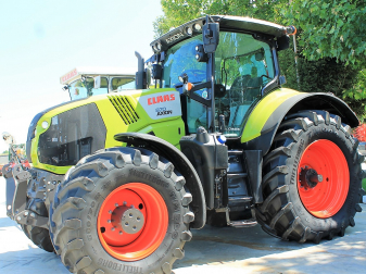 Трактор CLAAS Axion 870 Cebis- НАЛИЧЕН !