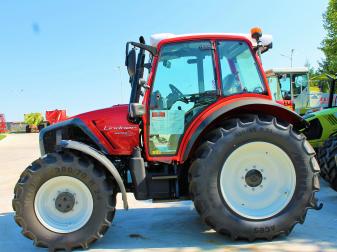 Трактор Lindner – модел Geotrac 104 EP