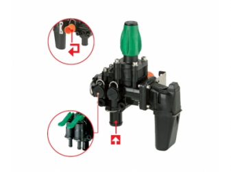 Механичен клапан с механичен байпас