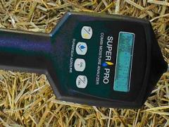Superpro - The portable grain moisture meter with built-in grinder
